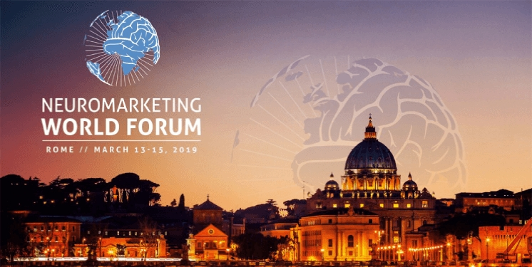 Neuromarketing World Forum 2019 in Rome