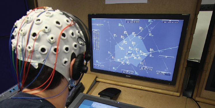 BrainTrained: measuring the degree of learning in pilots with cerebral signals