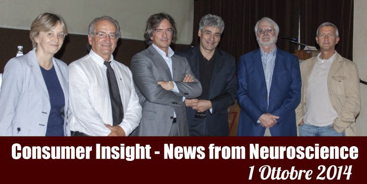 """Consumer Insights – News from Neuroscience"" – Conference in Rome, October 1st"